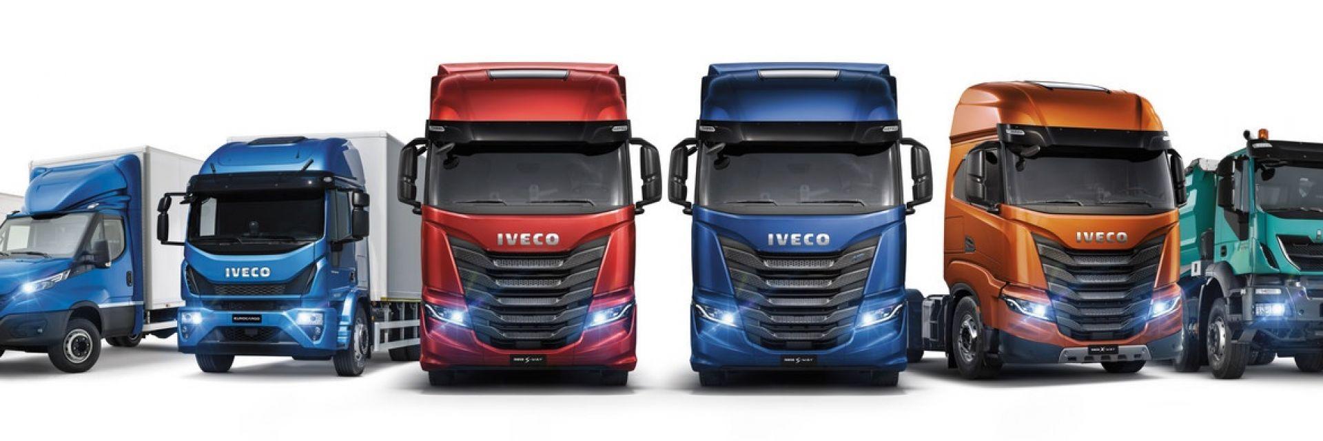 Iveco: Complete range voertuigen van 3.5 ton tot en met 50 ton!