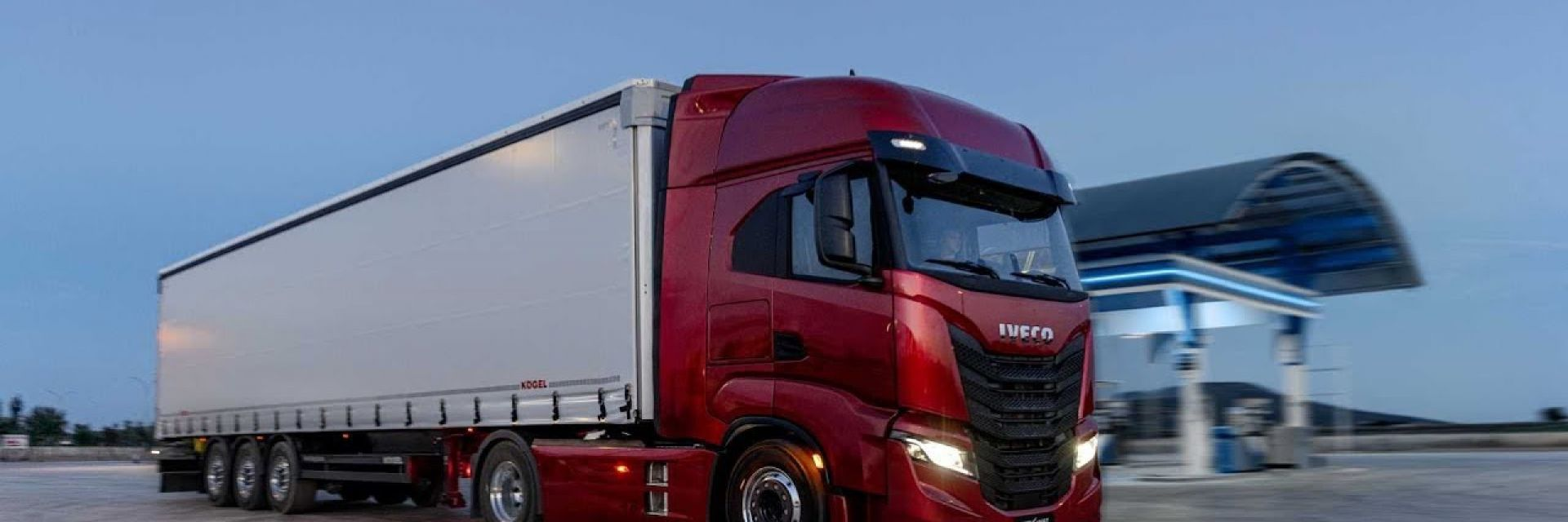 Iveco S-Way: DE nieuwe Iveco truck!
