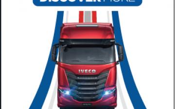 Iveco Ride&Drive: 7, 8 en 9 november in Amsterdam