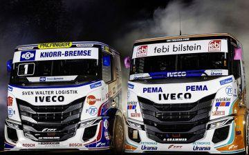 Team Hahn Racing & Team Schwabentruck zijn klaar om weer de baan op te gaan!