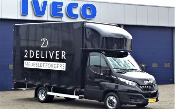 2 Deliver - Iveco Daily 35C16a8 + Citybox