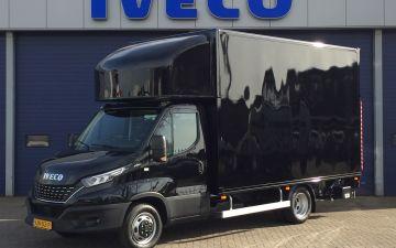 2 Deliver - Iveco Daily 35C16ha8 + Citybox