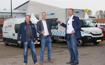 Alkmaar Sport - 2 x Iveco Daily automaat