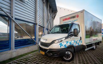 Alkmaar sport - Iveco Daily 35C14Ha8 + Citybox