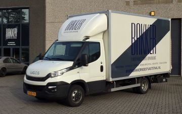 Bakker - Iveco Daily 35C16a8 + Citybox