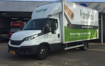 Bamboo Export - Iveco Daily 40C18a8 + citybox