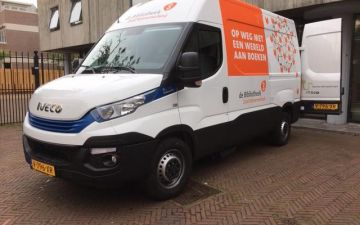 Bibliotheek Z-Kennemerland - Iveco Daily 35S14a8 CNG