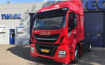 Brakenhoff - Iveco Stralis AT trekker 360pk.