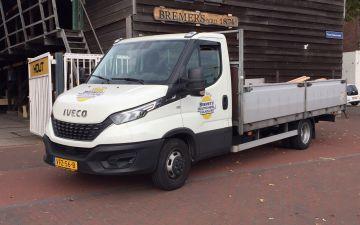 Bremer Houthandel - Iveco Daily 40C18Ha8 + twisk laadbak