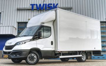 Bubalou - Iveco Daily 40C18Ha8 + Citybox