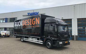 Buck Design - Iveco Eurocargo MLL140E28/P
