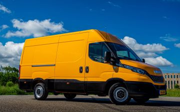 CAV Agrotheek - Iveco Daily 35s16 automaat