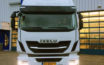 Cycletech - Iveco Stralis AS440s42tp