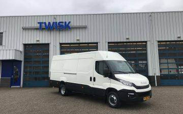 Daalder houthandel - Iveco Daily 40C18a8 maxi