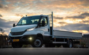 Garage Kramer - Iveco Daily 70C18ha8 + twisk laadbak