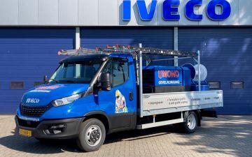 Ijmond gevelreiniging - Iveco Daily 40C18Ha8 + Twisk