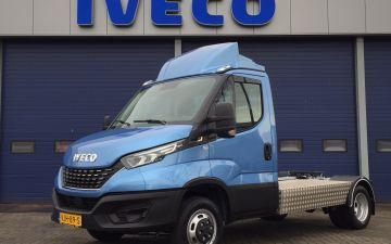 Jack Cornelissens - Iveco Daily 40C16Ha8 trekker