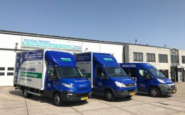 Mondial De Graaf - Iveco Daily 35C16sa8 blue power