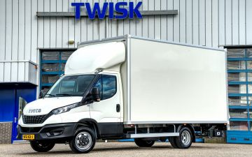 Plant Estate - Iveco Daily 40C18Ha8 + Citybox