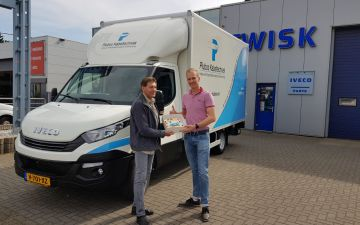 Plubos kabeltechniek - Iveco Daily 35C14a8 + citybox