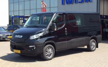 Puntje Patat - Iveco Daily 35S16v automaat dubbele cabine