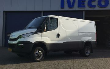 RayRay - Iveco Daily 35C18 + 4*4 ombouw