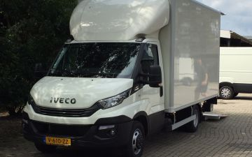 Standbouw international - Iveco Daily 35C14a8 + citybox