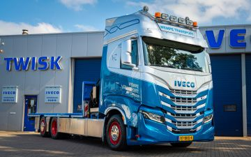 Wempe transport - Iveco X-way AS260X46YPS