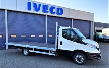 WGK Materieel - Iveco Daily 40C18 + twisk laadbak
