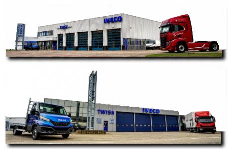 Twisk Truck Service, dé IVECO dealer van Noord Holland