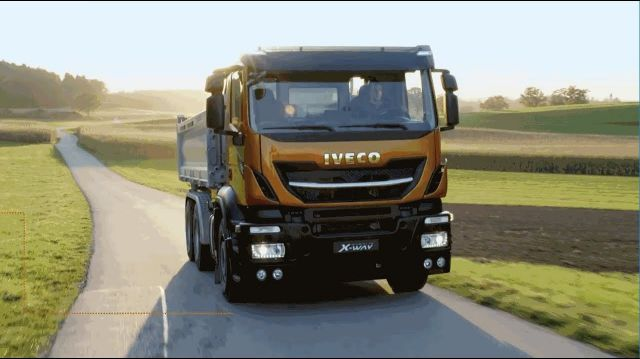 IVECO Stralis X-Way & Trakker